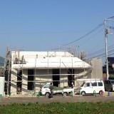 建築が進むアシル動物病院